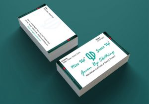 9up Business Card Image