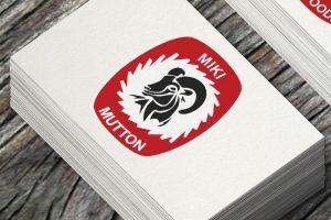 Miki Mutton Logo Image