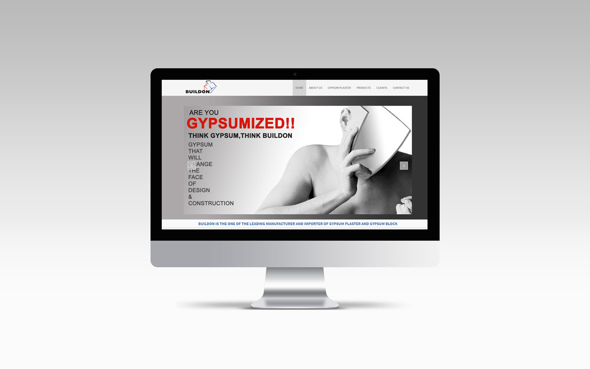 Buildon Website Image