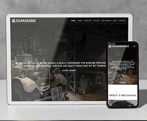 Egarage – An online Car Garage Image